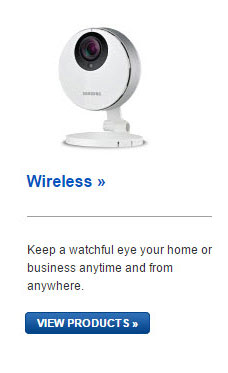 Samsung Wireless Cameras