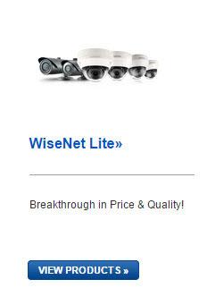 Samsung WiseNet Lite